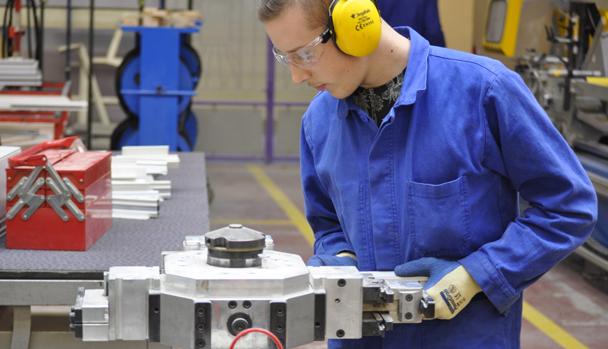 Bac Professionnel ouvrages du bâtiment Aluminium, Verre  et Matériaux de synthèse