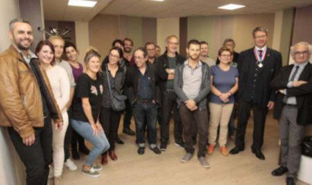 Peinture : les  meilleurs ouvriers de France se retrouvent au Lycée