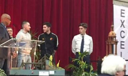 Un élève de métallerie médaillé à l'échelon départemental au concours MAF