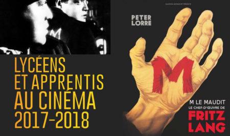 Projection de «M le Maudit» dans le cadre du dispositif «Lycéens au cinéma»