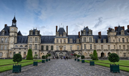 Journée d'intégration des 3e Prépa Métiers au Château de Fontainebleau