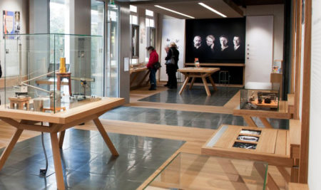 Les TSTI2D au Musée Curie