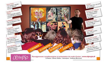 Interventions sur l'estime de soi par l'Association OLYMPIO en Tles Bac
