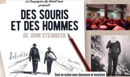 Internat : le spectacle «Des Souris et des hommes»