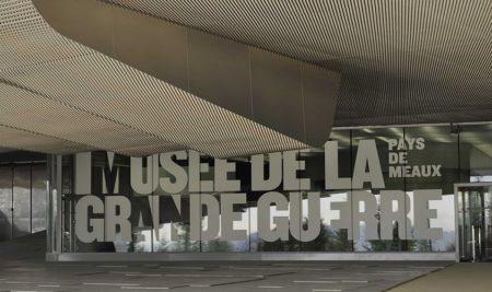 Les 3ème prépa-métiers au Musée de la Grande Guerre à Meaux