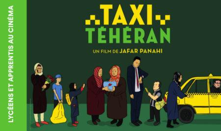 Lycéens au cinéma : projection du film «Taxi Téhéran» de Jafar Panahi