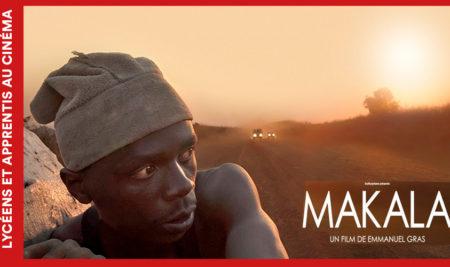 Lycéens au cinéma : projection du film «Makala» d'Emmanuel Gras