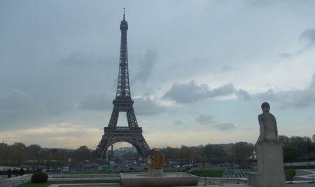 Les UPE2A ont visité la Tour Eiffel
